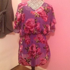 Betsey Johnson Tunic