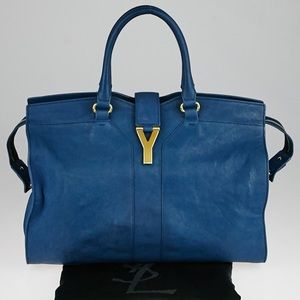 YSL Handbags - YSL Cabas Chyc, Large-Authentic