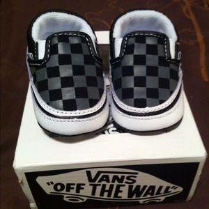 Shoes Baby Boy Vans