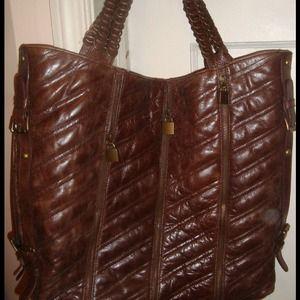 Betsy Johnson Leather Handbag❤️❤️