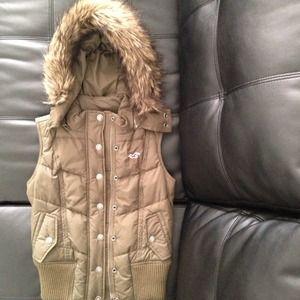 REDUCED! Hooded Vest
