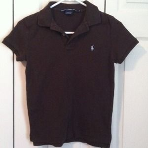 Ralph Lauren Sport slim-fitting polo shirt.