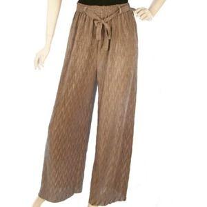 Vintage 1980's Silver Pants