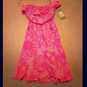 Brand new with tags Lilly Pulitzer dress!
