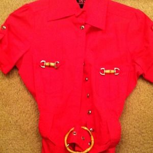 BeBe button-Up
