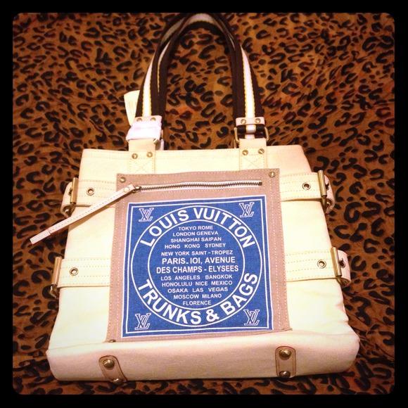 abbdabae85d5 Louis Vuitton Tote bag