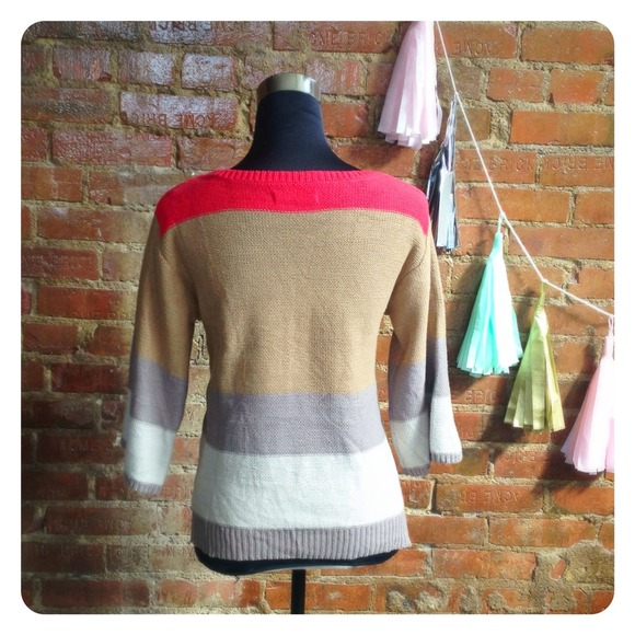 Old Navy Sweaters - HALF OFF SALE | Color Blocked Sweater