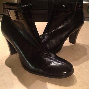 Boots - Black Franco Sparta boots
