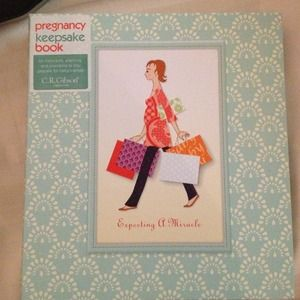 Other - Pregnancy keepsake book