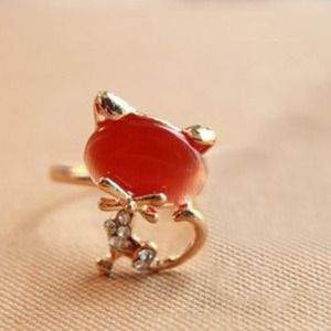 Accessories - Cat ring!