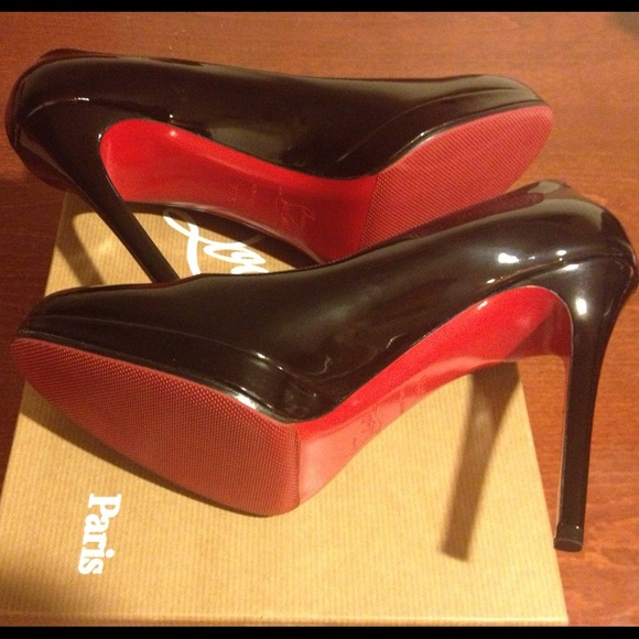 Christian Louboutin New Simple 120mm Pumps Red