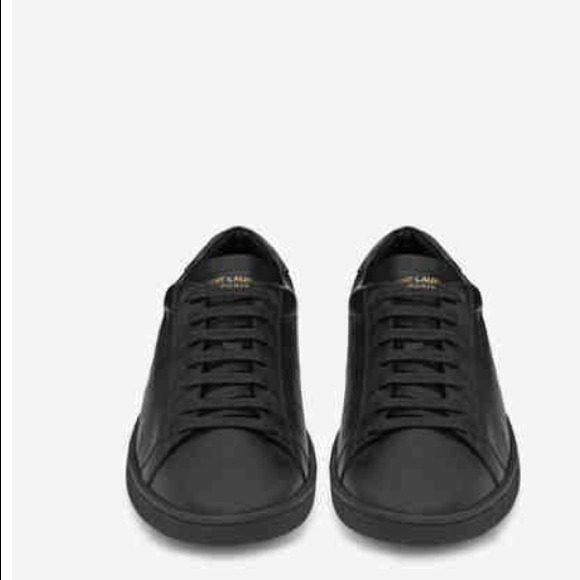 dc4e7d3f129 Yves Saint Laurent Shoes | Saint Laurent Paris Wolly Low Top Sz 43 ...