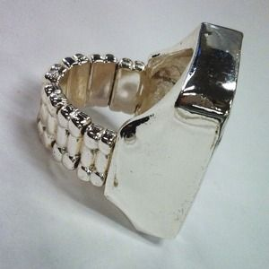 Jewelry - Silver Statement Ring