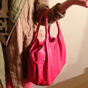 kate spade Bags - **ON HOLD**Authentic KATE SPADE red leather purse