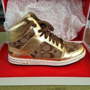 Coach Shoes | 0 Authentic Coach High