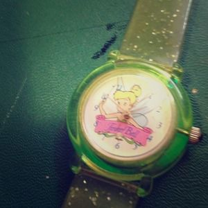 Disney fairies tinkerbell watch