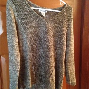 Sweaters - A gray sweater! Size Medium! Never worn with tags!