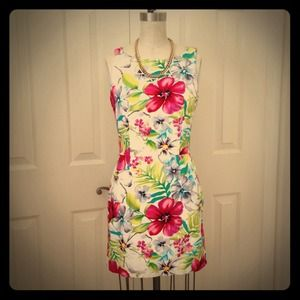 Cyber Monday sale 🎉🎈Flower Printed Dress