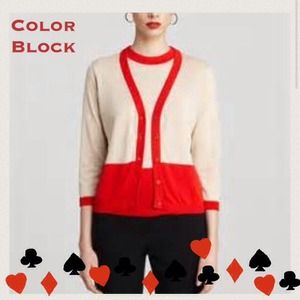 kate spade Jackets & Blazers - Nwt Kate Spade Cardigan sale today only!!