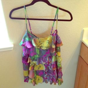 Silk Top by Plenty Tracey Reese