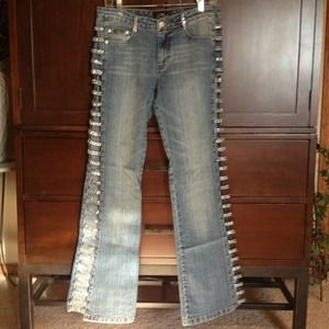 Denim - Sold!!!!!!......Size 11 jeans sexy sexy