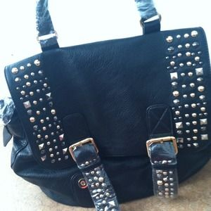 Black side bag brand new Never Worn
