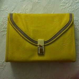 ASOS Clutches & Wallets - Yellow clutch