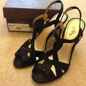 Nordys strappy heels