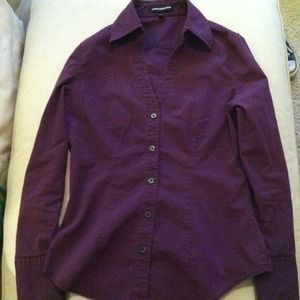 Bundle! Purple Express Long Sleeve Button Up