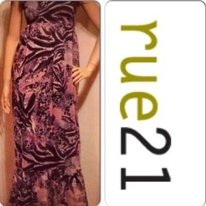 Gorgeous Strapless by Rue 21