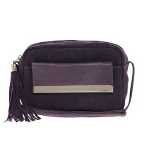❤ASOS Purple Cross Body Bag