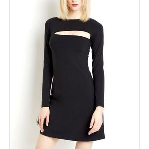 🎉HOST PICK🎉Susana Monaco cutout dress $172 NWT