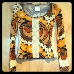 Authentic DOLCE & GABBANA long sleeve shirt