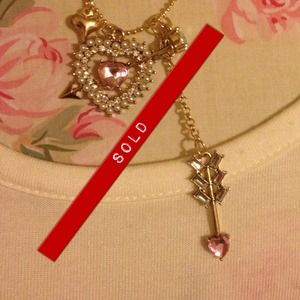 Betsey Johnson Necklace- Reserved