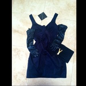 Little Black Dress All Saints .size M