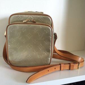 Louis Vuitton metallic