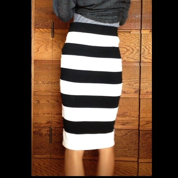 52 forever 21 dresses skirts black and white