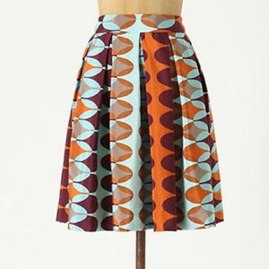 HD in Paris skirt from Anthropologie size 2