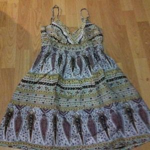 Dresses & Skirts - Paisley sundress