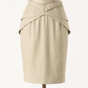 Girls from Savoy skirt from Anthropologie size 2