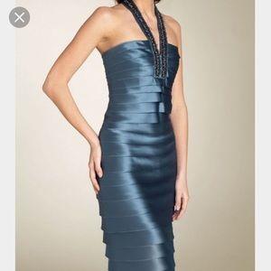 SALE!! 😍😍 BCBG HALTER NECK DRESS With BEADING