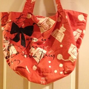 Juicy Couture tote bag Large