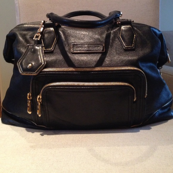 Longchamp Bags Beautiful Authentic Black Leather Bag Poshmark