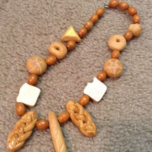 Jewelry - Bread Necklace