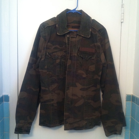 Arizona  Other - ❗Reduced❗Camouflage Army Jacket -Men's -