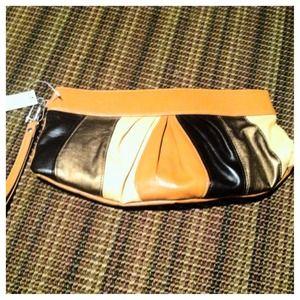 apt. 9  clutch purse  NWT