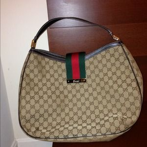 Authentic Gucci Hobo