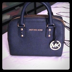 Blue Navy Hang Michael Kors Bag 34qc5ARjLS