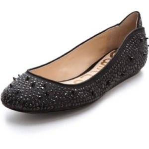 Sam Edelman Spiked Flats NEW