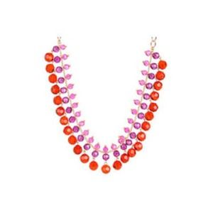 Kate Spade 'On The Ave' Bib Necklace